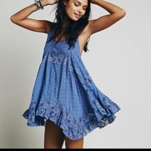 Intimately Free People She Swings Lace Trapeze S